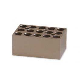 Bloque metálico 15x2 mL p/Mini T
