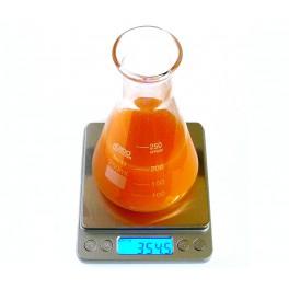 Balanza laboratorio 2 Kg / 0,1 g acero
