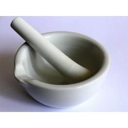 Mortero de porcelana Ø 10 cm