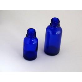 Frasco azul cobalto DIN-18