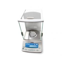 Balanza analítica 0,1 mg aluminio