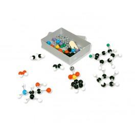 Kit molecular química orgánica 97 piezas