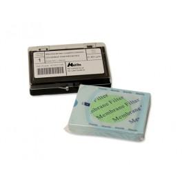Membranas filtración 47 mm estériles x50
