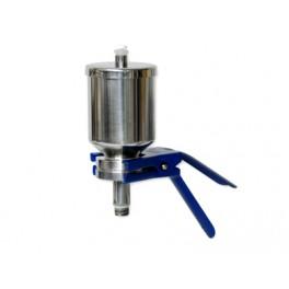Portafiltros acero rampa filtración