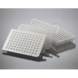 Placa PCR 96 pocillos 0,1 mL x50