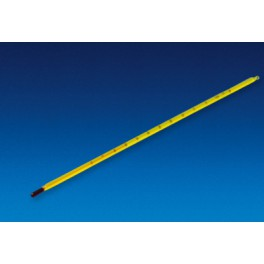 Termómetro varilla amarillo -10/110 (0,5)