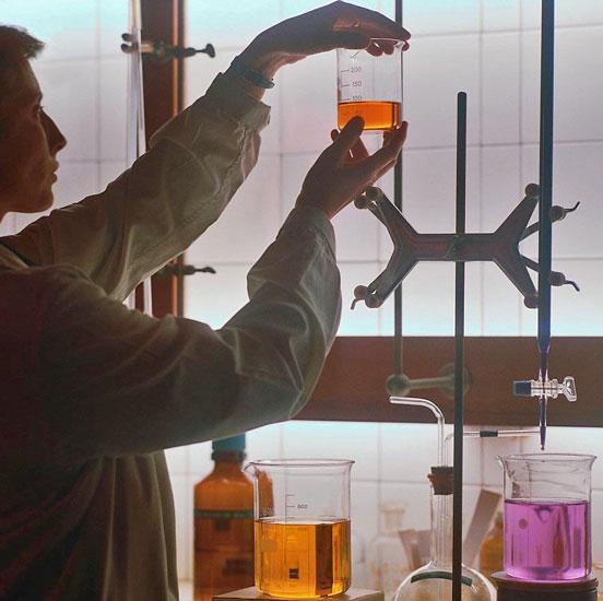 Determinación de acidez volátil en vinos